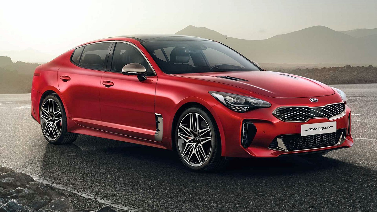 New Kia Stinger on way to NZ