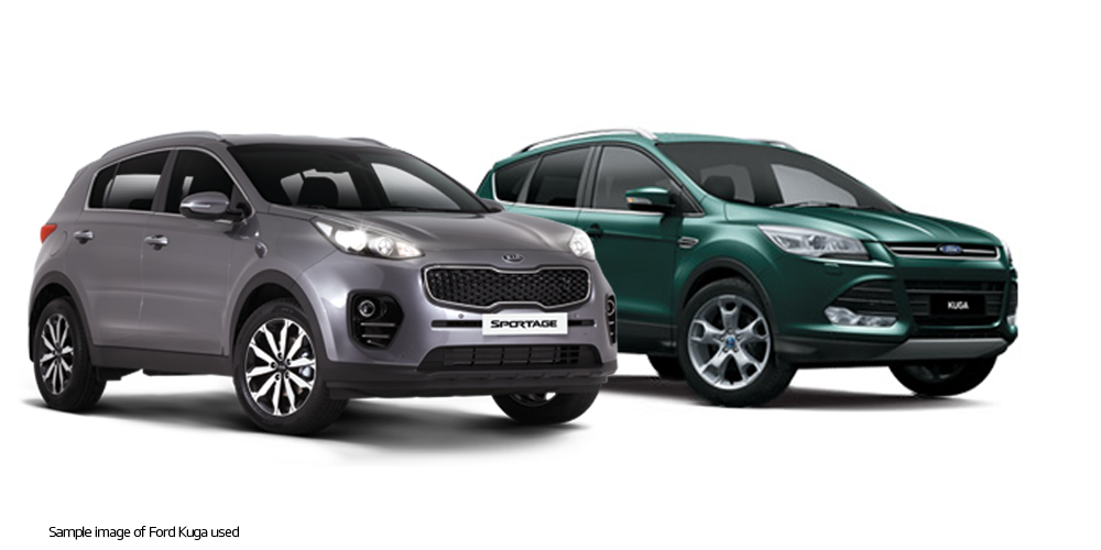 Kia Sportage Vs Ford Kuga