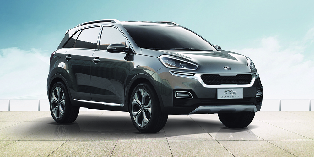 kia motors unveils compact suv concept new suvs hybrids cars special offers kia new zealand. Black Bedroom Furniture Sets. Home Design Ideas