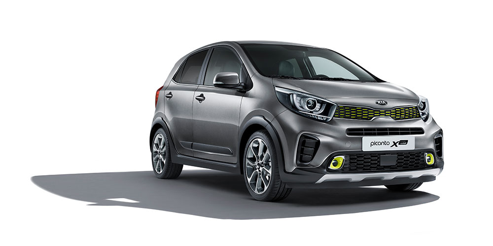 Kia Boosts Picanto Range With SUV Variant
