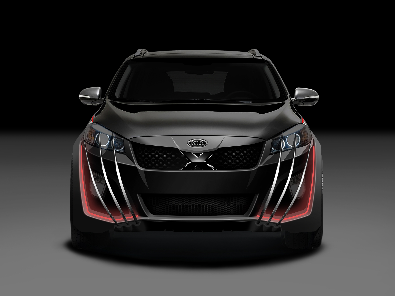 kia to reveal x car at australian open new suvs amp cars