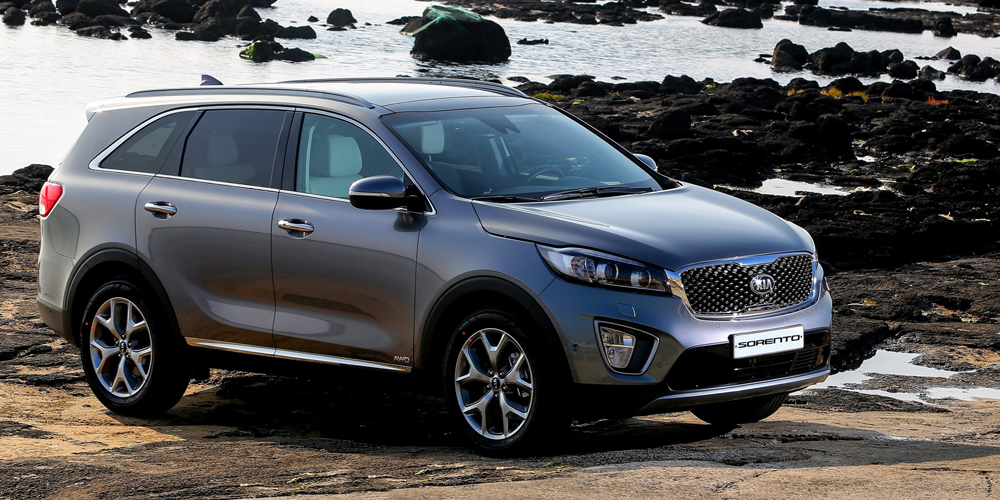 kia motors sorento comes out on top new suvs hybrids cars special offers kia new zealand. Black Bedroom Furniture Sets. Home Design Ideas