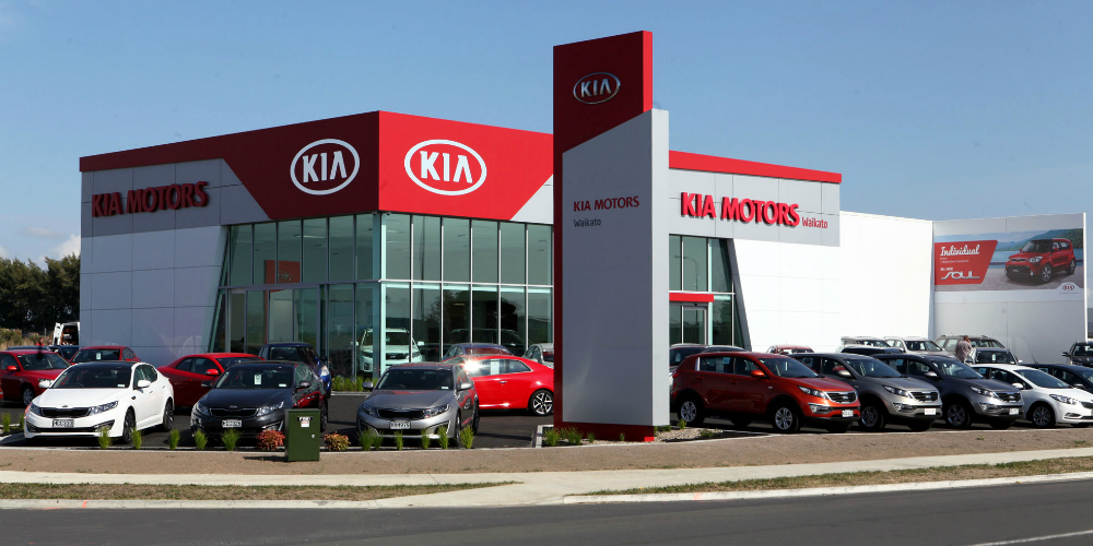 A Brand New Kia Dealership For Hamilton 183 New Suvs